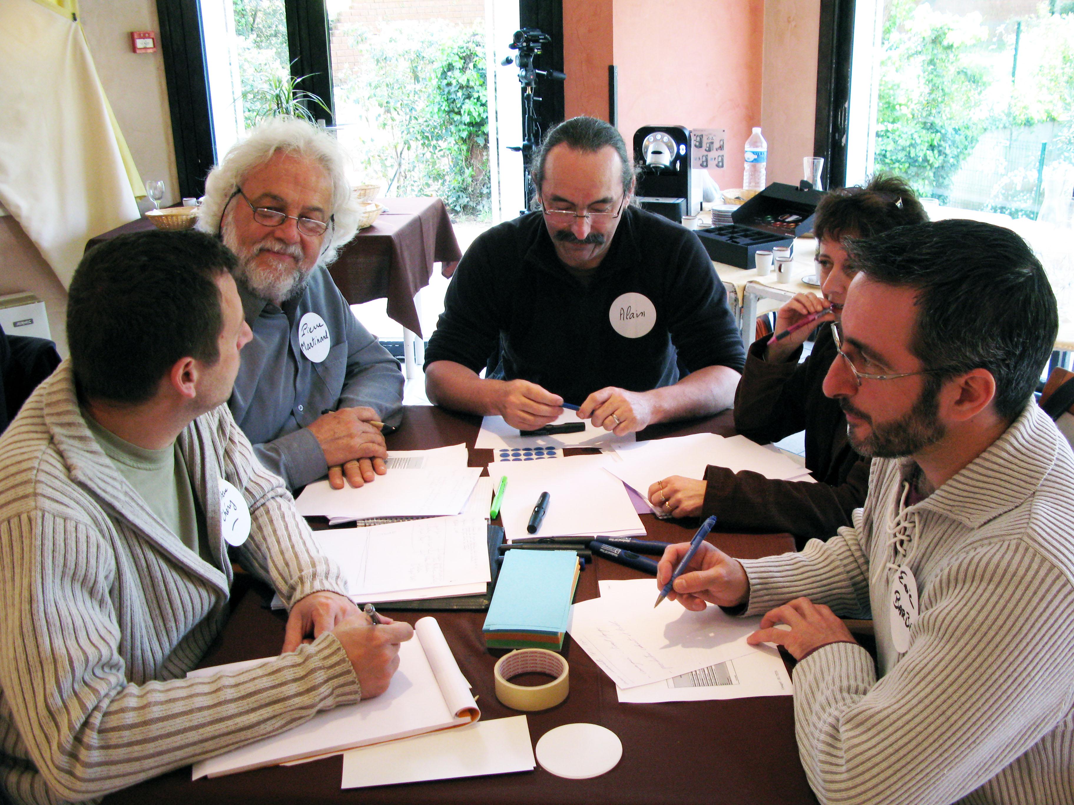 outil facilitation de groupe