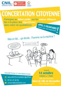 Concertation CNIL